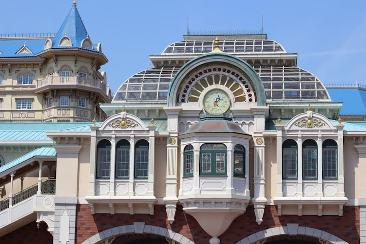 New!! near Tokyo Disneyland Disneysea 5min by bus - Urayasu-shi - Huoneisto