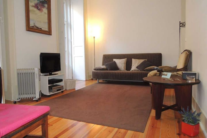 Cozy Apartment in the Downtown