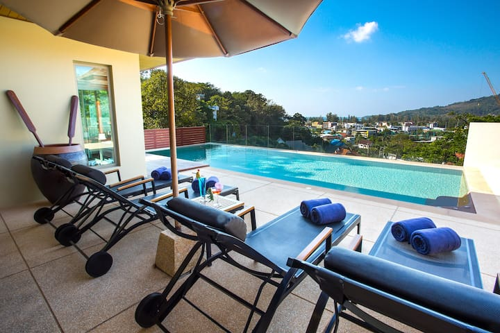 Kamala Beach Two Bedroom Pool Villa