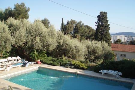 Les Oliviers - Toulon - Villa