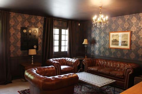Le Lodge des Bruyères, un gîte pleine Nature