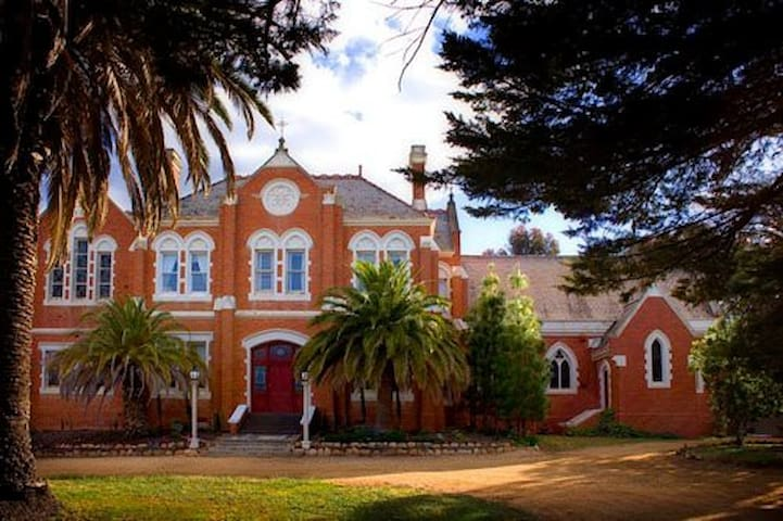 The Old Convent  66 Alma Street St Arnaud Victoria