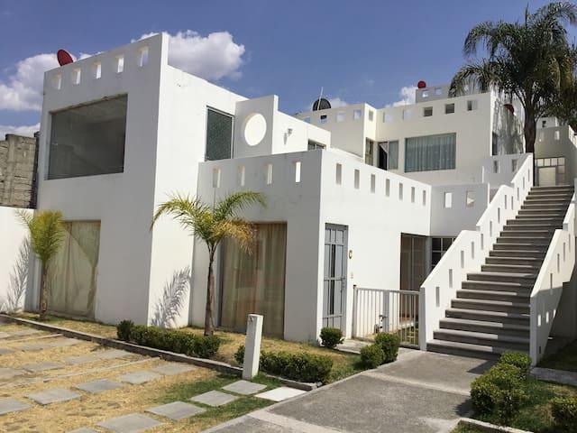 RENTO CASA EN TLAXCALA - San Lucas  - Casa