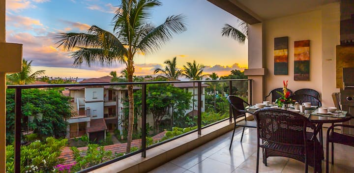 Wailea Beach Villa PH210