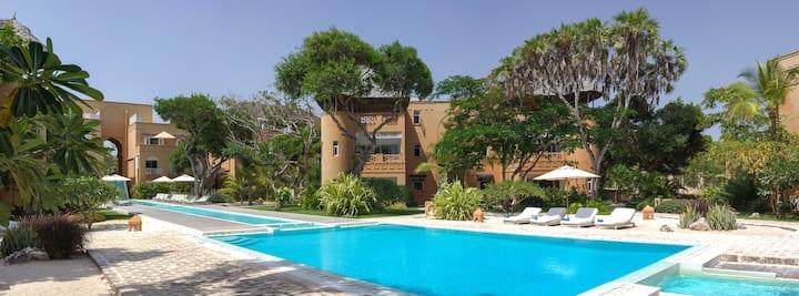 Medina Palms three bedroom Beach Villa in Watamu