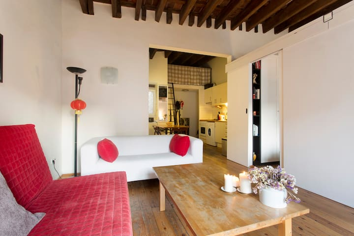 Cosy flat in the centre - Barcelona - Byt