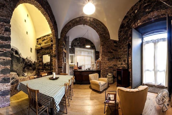 San Calogero house - Catane - Loft