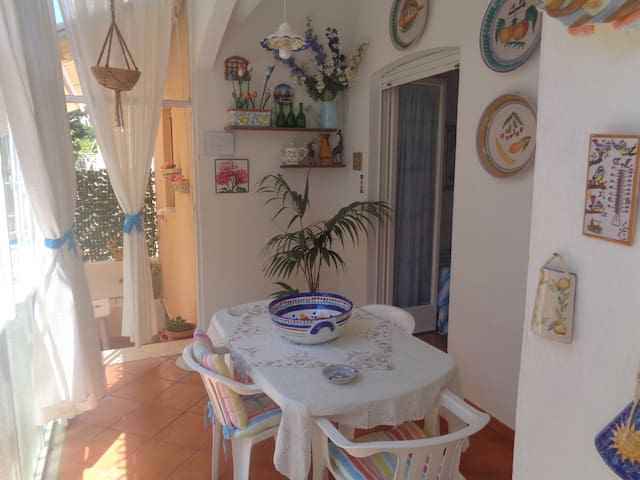 LIPARI HOLIDAY HOUSE DOWNTOWN - Lipari - Apartamento