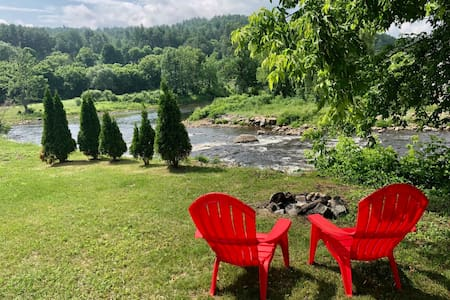 """Gateway to the Adirondacks on the River """"The East"""""""
