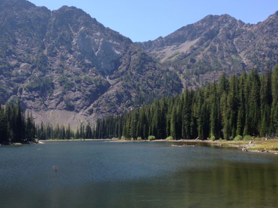 Pine Creek Reservior