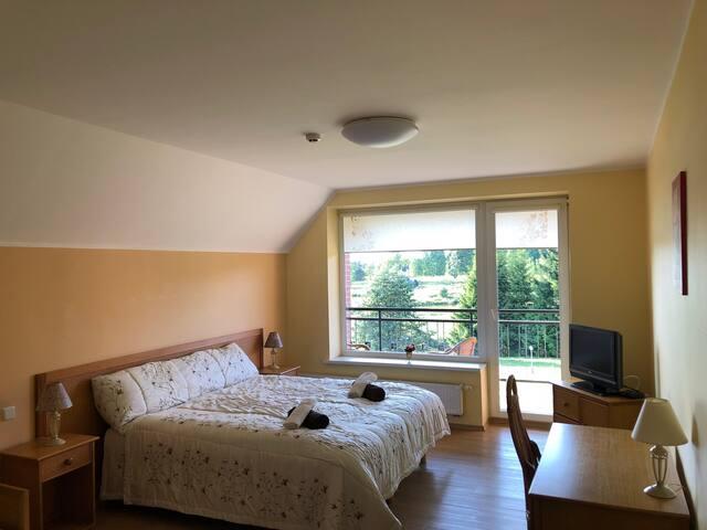 Lakeside Double Room