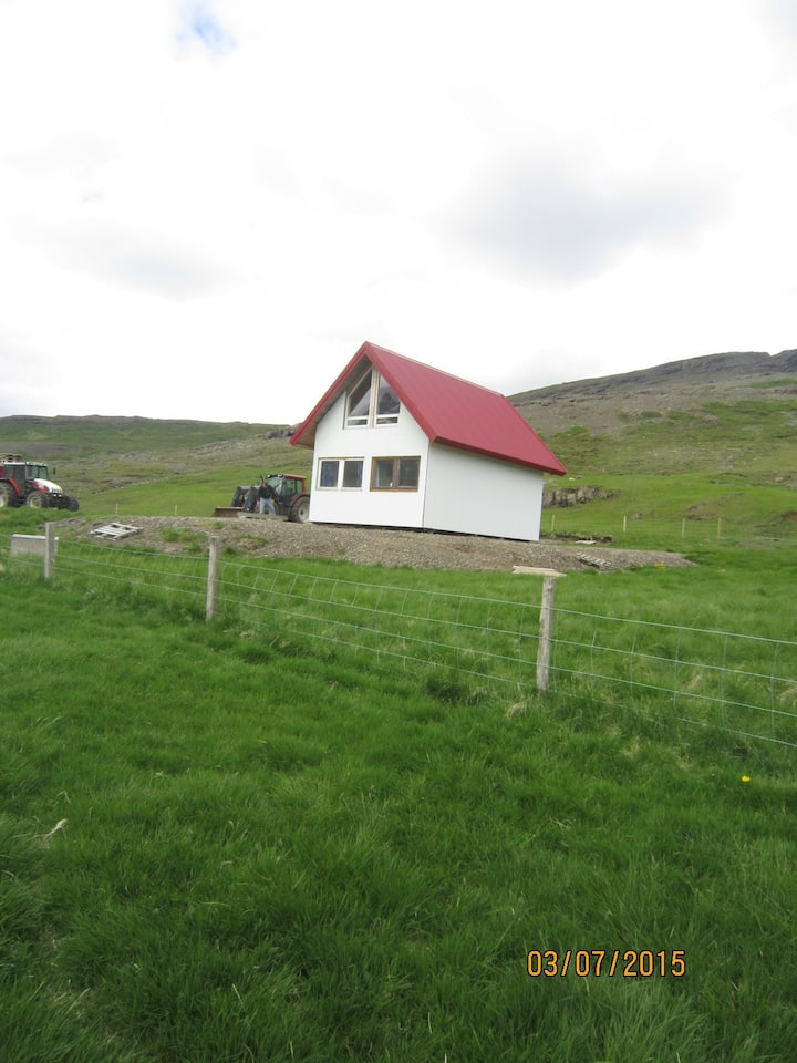 Ásgarður Breiðdal.