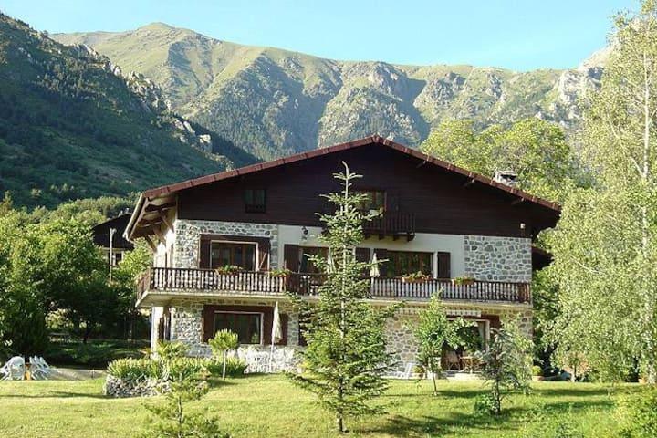 Chambres d'hôtes à la montagne à 1h de Nice
