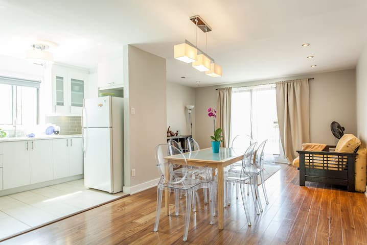 Newly renovated Condo in Mtl - Montreal - Wohnung