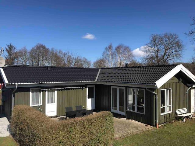 Sommerhus Fjordhuset, velegnet til familier og par