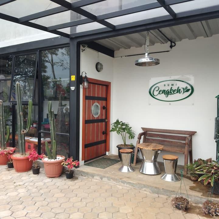Bumi Cengkeh, Gallery Villa at green hill Lembang