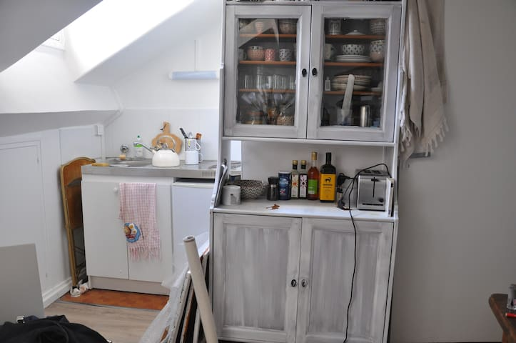 Lovely studio near the Louvre museum and Rivoli - Paris - Daire