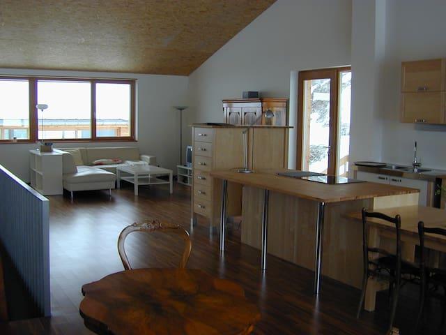 Ferienwohnung Haus Hecht - Bolgenach - Apartamento