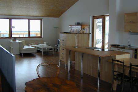 Ferienwohnung Haus Hecht - Bolgenach - Apartment