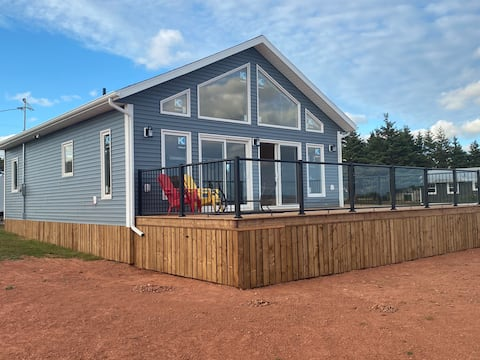 Sealview Lodge Brand new construction waterfront
