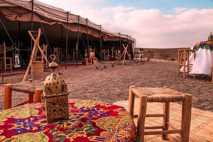 Camp Caméléon · Agafay Desert, Marrakech