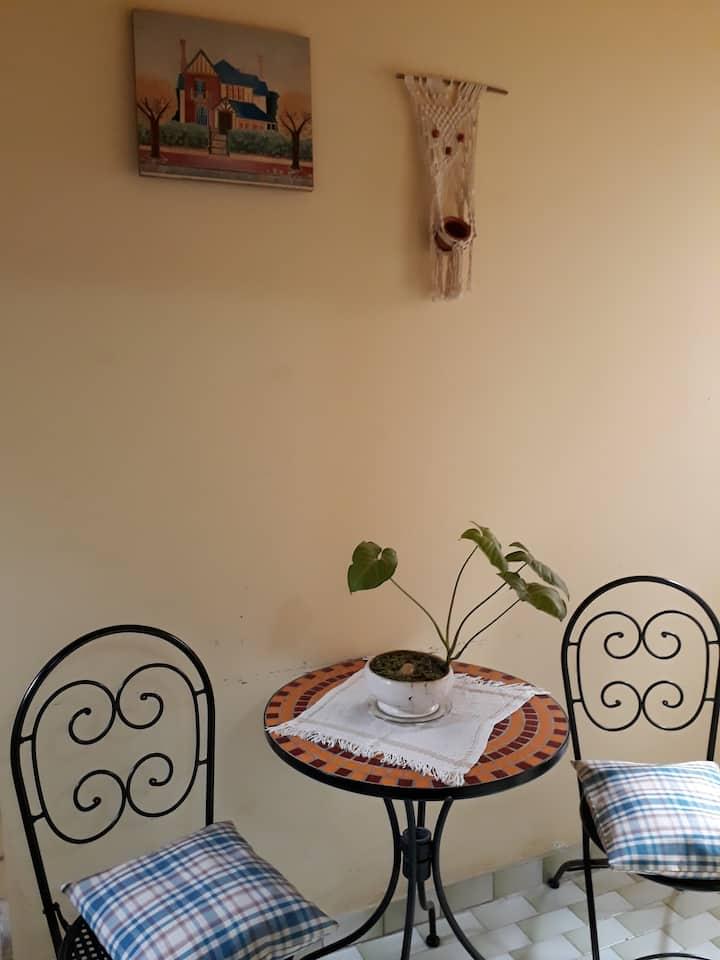 Suite Con Parque en Tapiales