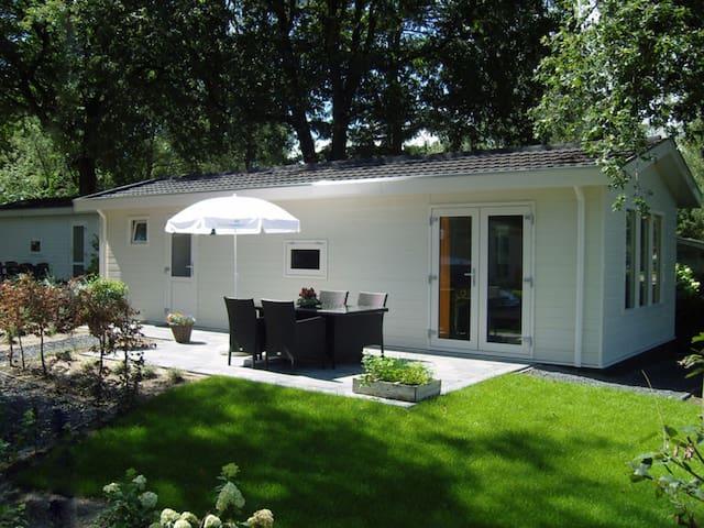 House TypeA for 4 persons in Beekbergen