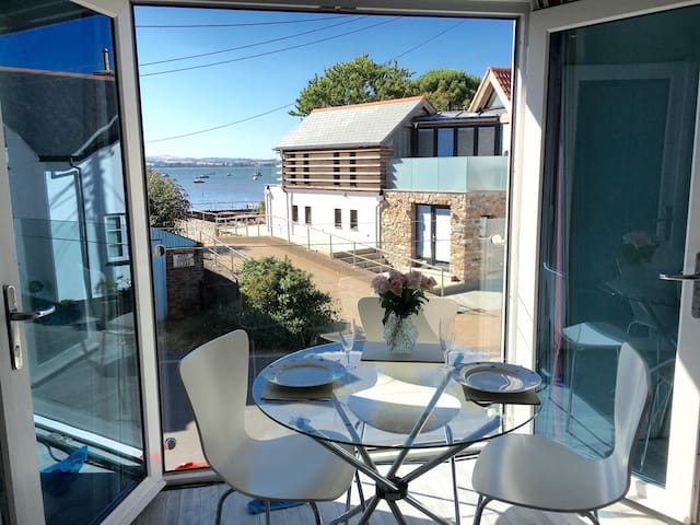 Estuary Studio with stunning views - Lympstone - Rumah