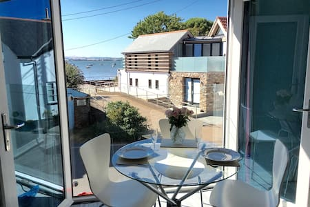Estuary Studio with stunning views - Lympstone - Maison