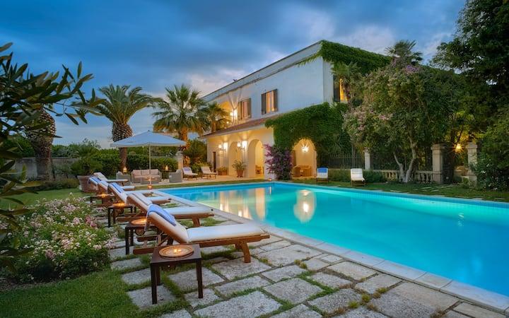 Luxury villa Masseria Panfi