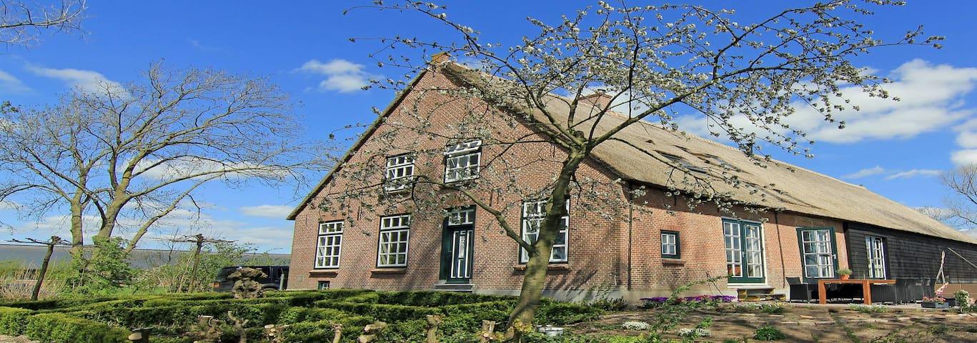 Herenboerderij landelijk uitzicht - Leerdam - Casa