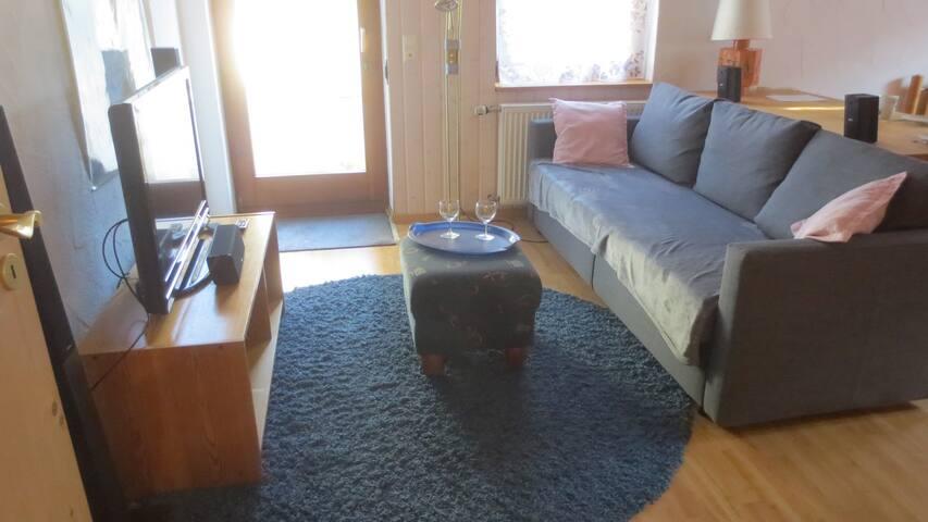 Viel Platz, eigenes Bad,kleine Küche, Privatsphäre
