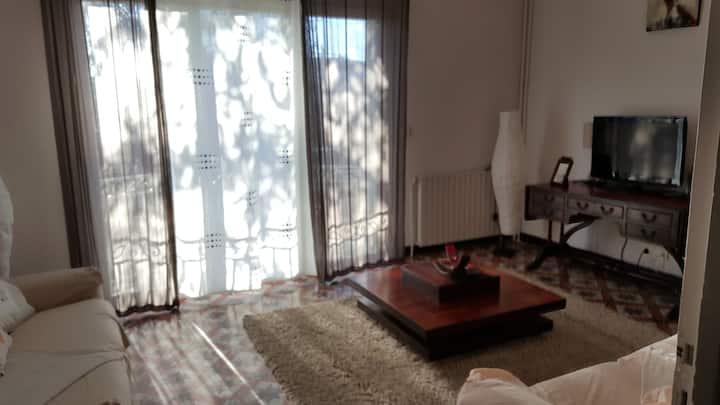 Appart agréable calme Centre ville Perpignan