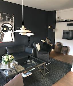 Spændende rolig 100 m2 lejlighed - Kopenhagen