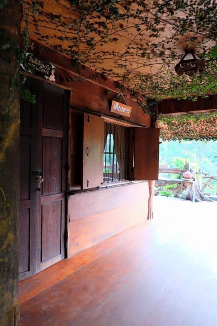Kiang Dow Villa @Sai Nam Wang Doi Inthanon