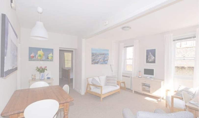 Lovely flat in heart of Cowes - Cowes - Huoneisto