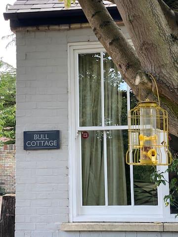 Pretty cottage in idyllic English village