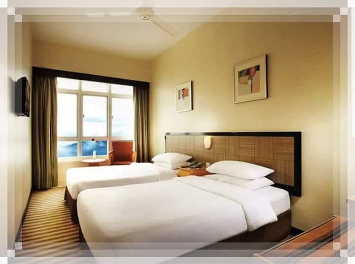 Genting First World Hotel Standard Room双人标准房