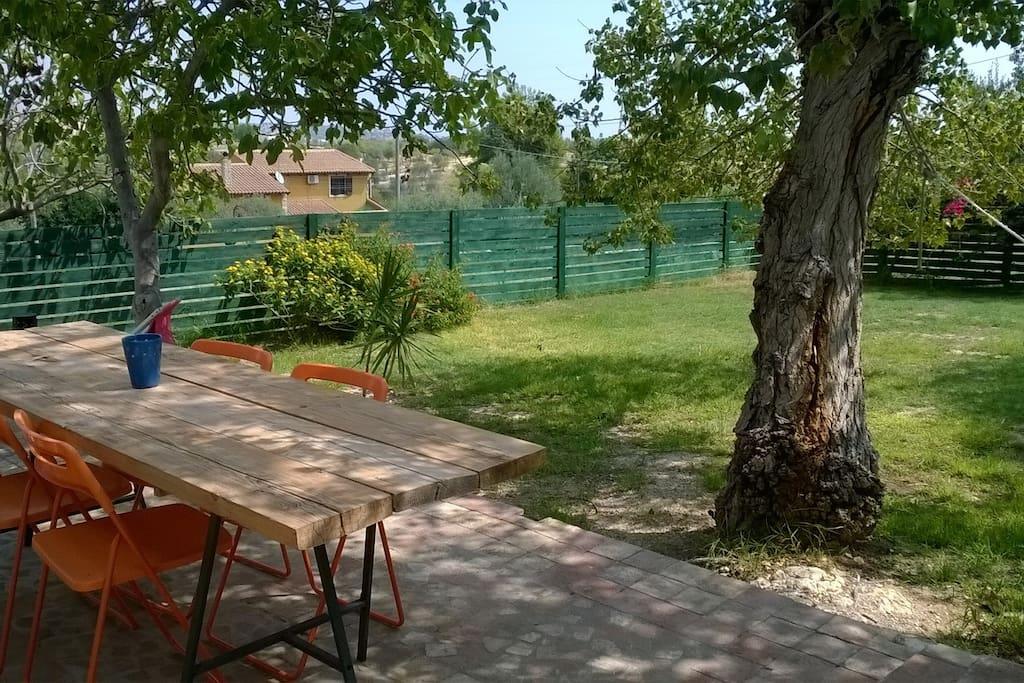 Cottage rilassante nella campagna di noto case in for Cottage di campagna francese in vendita