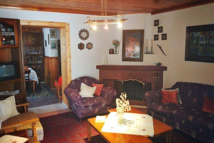 Ορεινή Μονοκατοικία, κοντά στην Φλώρινα
