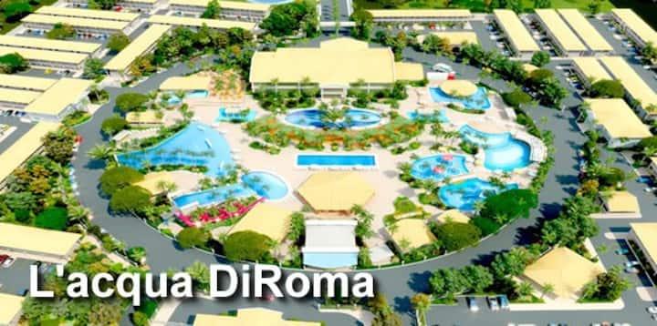 Hotel Lacqua Diroma Caldas Novas c/Parque Aquático
