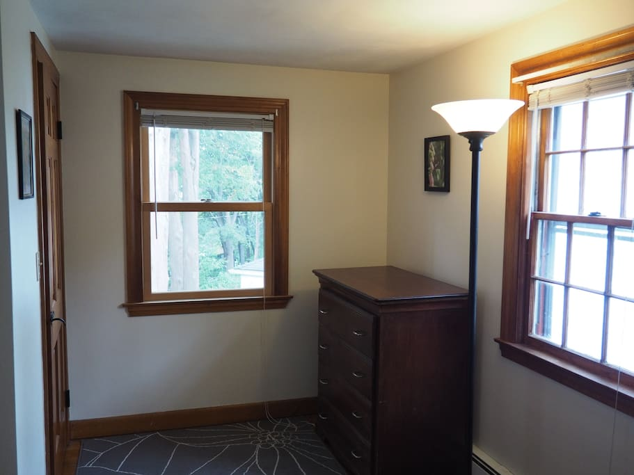Private bedroom - dresser