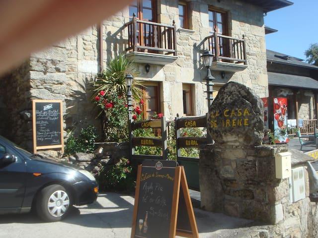 Casa Rural en pueblo de montaña tranquilo