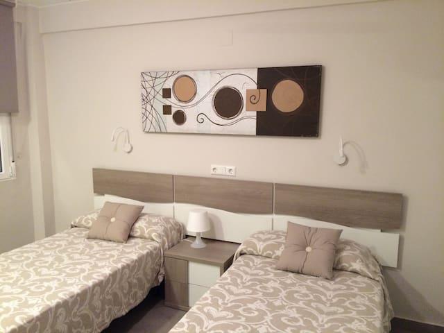Habitación Bravo -  centro de Denia - Dénia