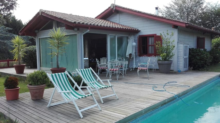 Maison a louer en été à ARCANGUES - Arcangues
