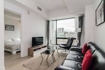 2307 TDC · Large 2 Bedroom in Tour des Canadiens