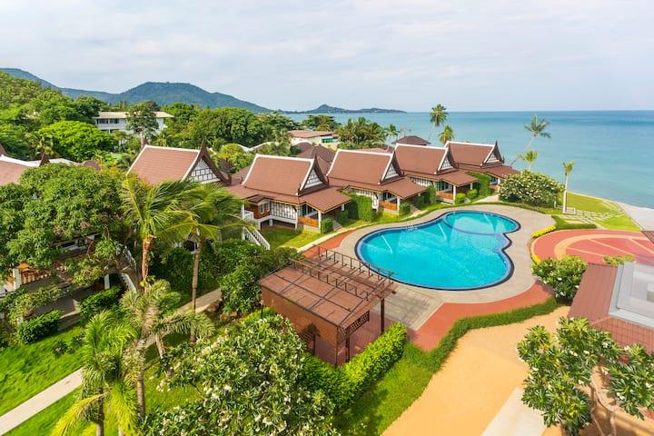 Floral hotel  classic double Lamai beach Koh Samui