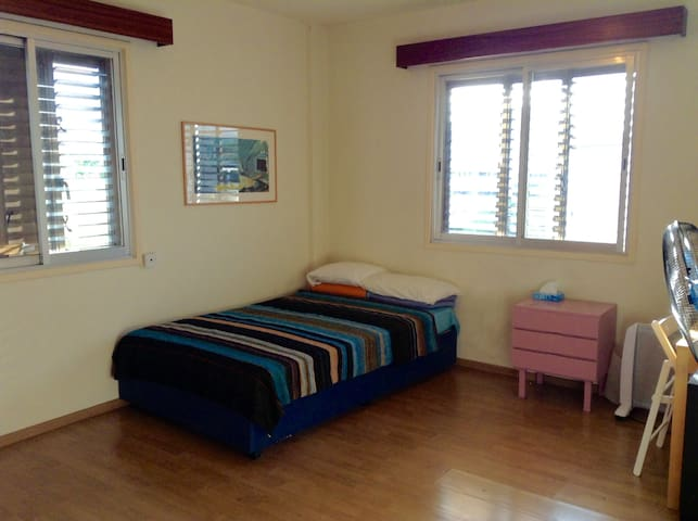 Spacious private bedroom in center of Nicosia - Nicosia - Lägenhet