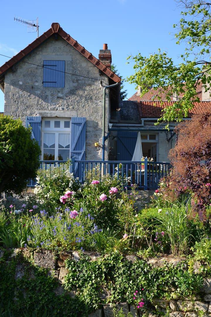 La maison de Saint Précord - vailly sur aisne