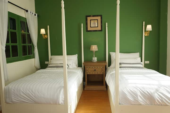 Nai Suan B&B (Classic Twin Bed Room inc Breakfast)